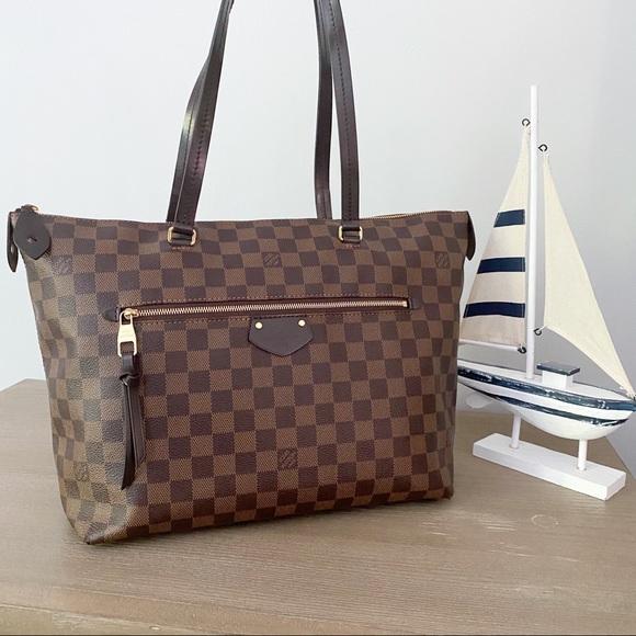 💞IENA MM💞 Auth Louis Vuitton Damier Ebene Bag!
